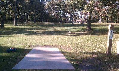 Castaldo Park, Main course, Hole 6