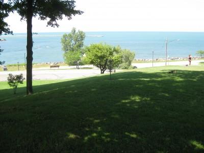 Lake Shore Park, Main course, Hole 16 Putt