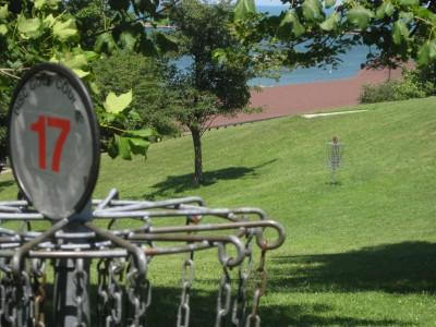 Lake Shore Park, Main course, Hole 17 Alternate pin