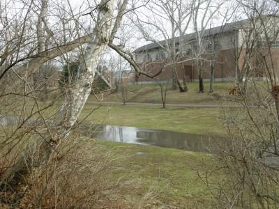 Ohio University, Main course, Hole 5 Short tee pad