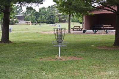 Recreation Park, Main course, Hole 8 Putt