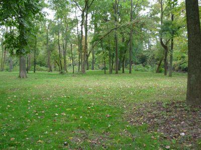 Aumiller Park, Main course, Hole 11 Midrange approach
