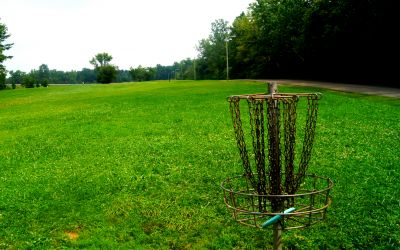 Brent Hambrick Memorial, Main course, Hole 7 Reverse (back up the fairway)