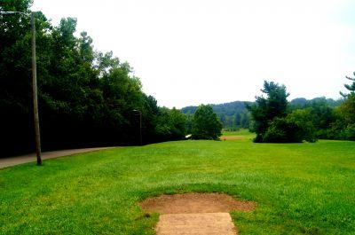 Brent Hambrick Memorial, Main course, Hole 7 Short tee pad