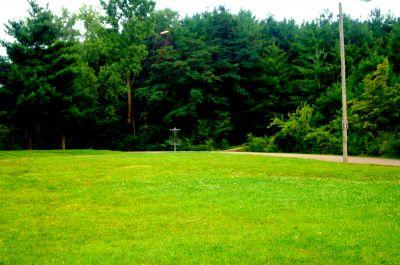 Brent Hambrick Memorial, Main course, Hole 18 Short approach