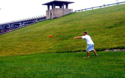 Brent Hambrick Memorial, Main course, Hole 2 Short approach