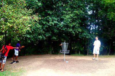 Brent Hambrick Memorial, Main course, Hole 3 Putt