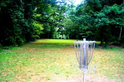 Brent Hambrick Memorial, Main course, Hole 14 Reverse (back up the fairway)