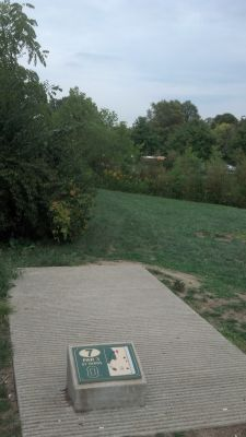 Ohio State University, Main course, Hole 7 Tee pad
