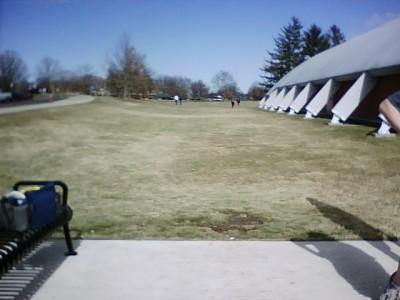 Ohio State University, Main course, Hole 1 Tee pad