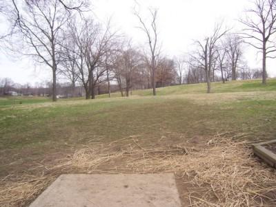 Belmont Park, Main course, Hole 3 Tee pad