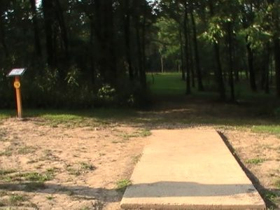 Gordon Holton Memorial, Main course, Hole 14 Short tee pad