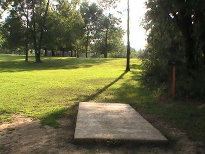 Gordon Holton Memorial, Main course, Hole 15 Long approach
