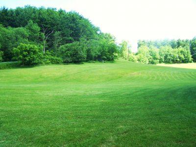 Deis Hill Park, Main course, Hole 12 Short tee pad