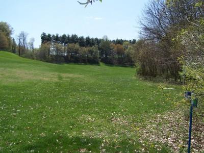 Deis Hill Park, Main course, Hole 13 Long tee pad