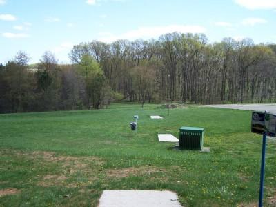 Deis Hill Park, Main course, Hole 10 Long tee pad