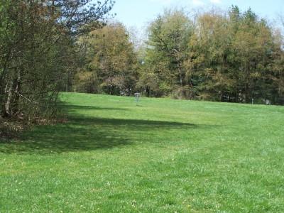 Deis Hill Park, Main course, Hole 11 Midrange approach
