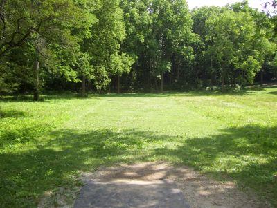 Englewood Metro Park, Main course, Hole 9
