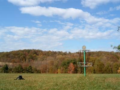 Rainbow Springs Camp, Main course, Hole 13 Putt