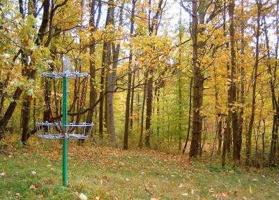 Rainbow Springs Camp, Main course, Hole 12 Putt