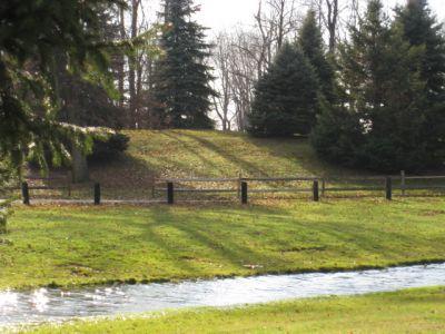 Wildwood Park, Main course, Hole 8 Short tee pad