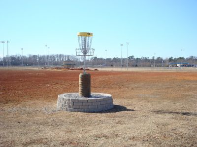 Athens Sportsplex, Main course, Hole 14 Putt
