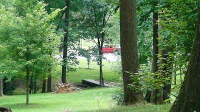 Lincoln Park (Oak Ledges), Main course, Hole 18 Tee pad