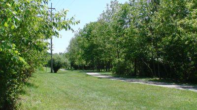 Roscoe Ewing Park, Main course, Hole 10 Short tee pad