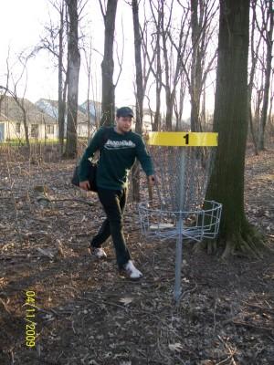 George Knox Park, Main course, Hole 1