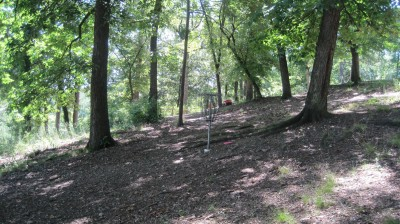 George Ward Park, Main course, Hole 24 Putt