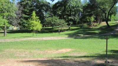 George Ward Park, Main course, Hole 12 Midrange approach