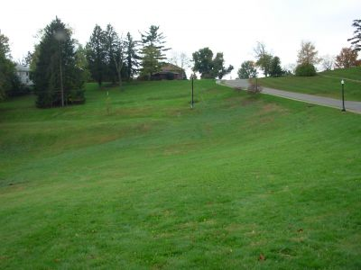 Muskingum College, Main course, Hole 4 Tee pad