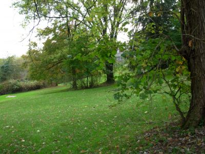 Muskingum College, Main course, Hole 5 Midrange approach