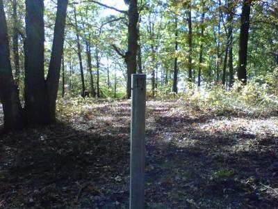 Veterans Memorial Park, Mike Broda Memorial DGC, Hole 17 Putt