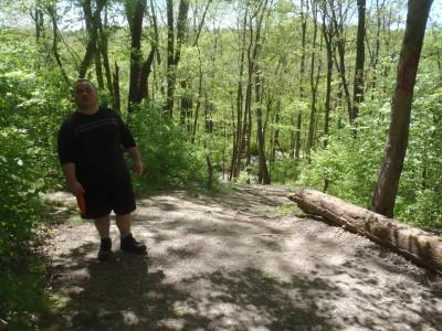 Williamsburg Park, Main course, Hole 17 Long approach