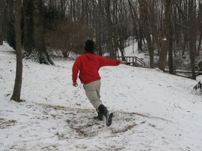 Freedlander Park, Main course, Hole 16 Long tee pad