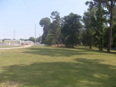 Sparkman Park, Main course, Hole 16 Tee pad