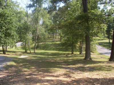 Sparkman Park, Main course, Hole 11 Long tee pad