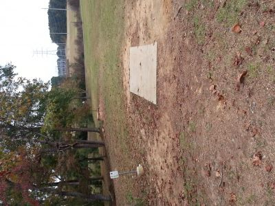 Sparkman Park, Main course, Hole 3 Tee pad