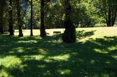 Benson State Park, Main course, Hole 6 Putt