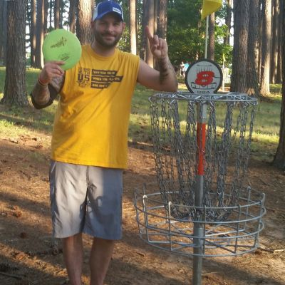 Brahan Springs Park, Main course, Hole 8