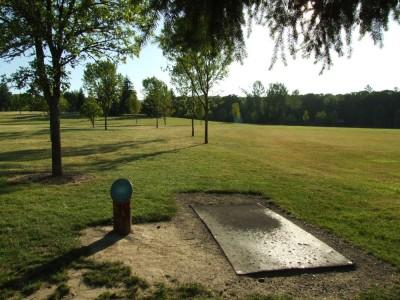 Adair Park, Main course, Hole 12 Tee pad