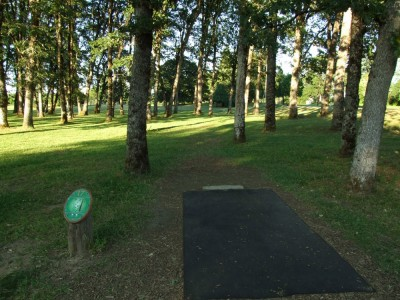Adair Park, Main course, Hole 17 Tee pad