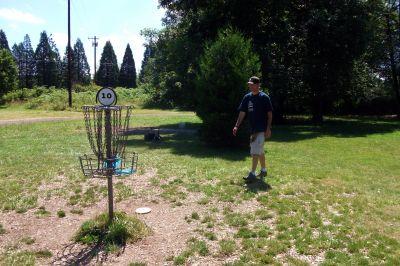 Timber Park, Main course, Hole 10