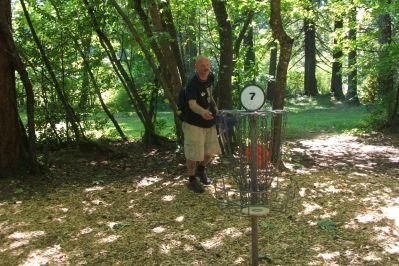 Timber Park, Main course, Hole 7