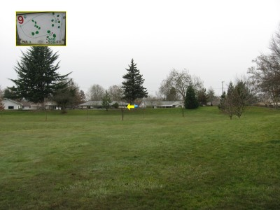 Westmoreland, Main course, Hole 9 Tee pad