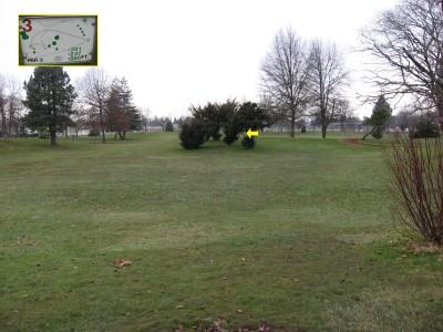 Westmoreland, Main course, Hole 3 Tee pad