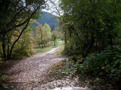 Tom Pearce Park, Main course, Hole 9 Long tee pad
