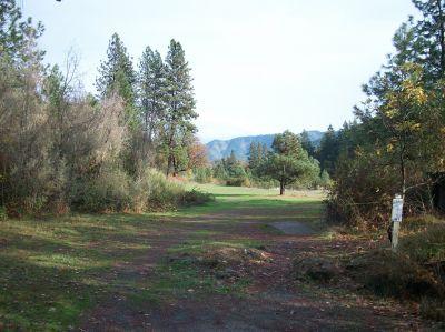Tom Pearce Park, Main course, Hole 13 Long tee pad