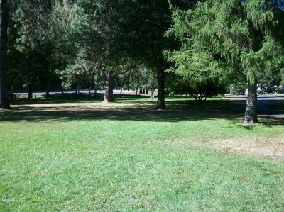 Indian Mary Park, Main course, Hole 2 Tee pad